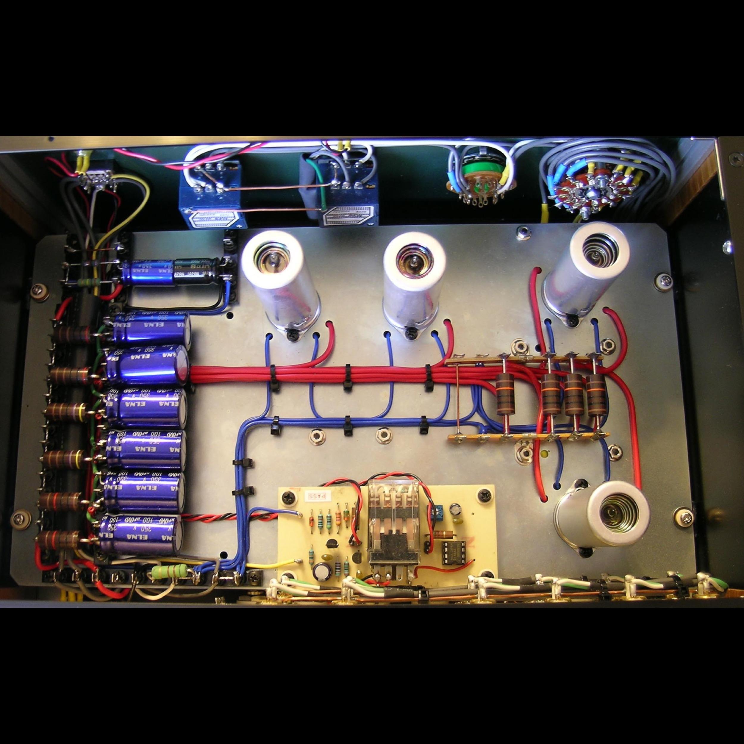 Vintage HiFi Club Leben CS 600 - Integrated Amplifier