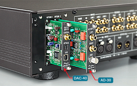 Accuphase DAC-40