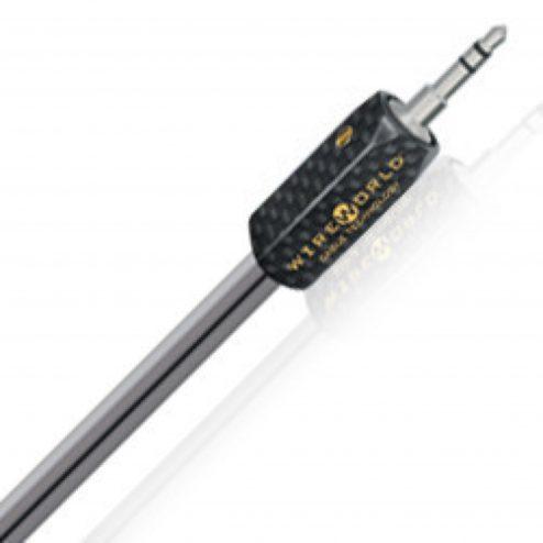 WireWorld Nano-Platinum Eclipse Mini Jack