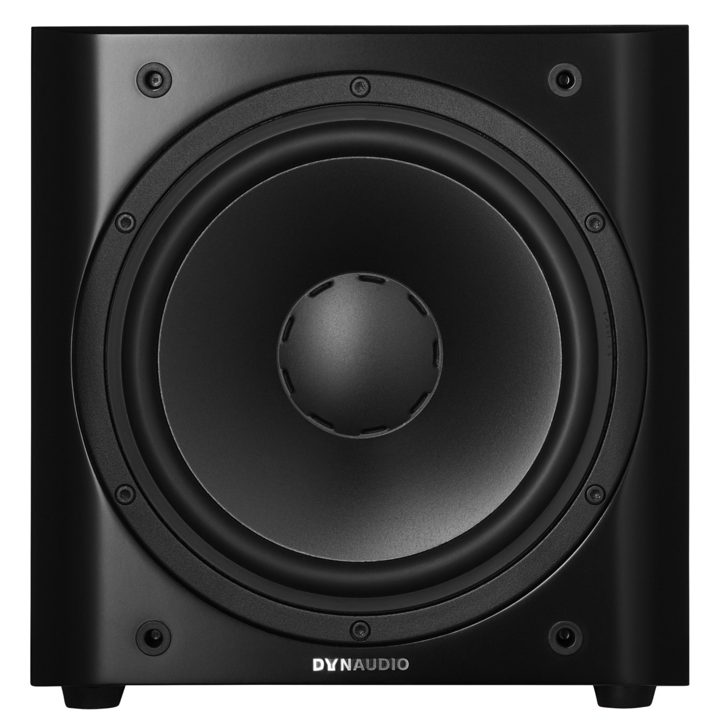 dynaudio sub 3 wide screen audio. Black Bedroom Furniture Sets. Home Design Ideas