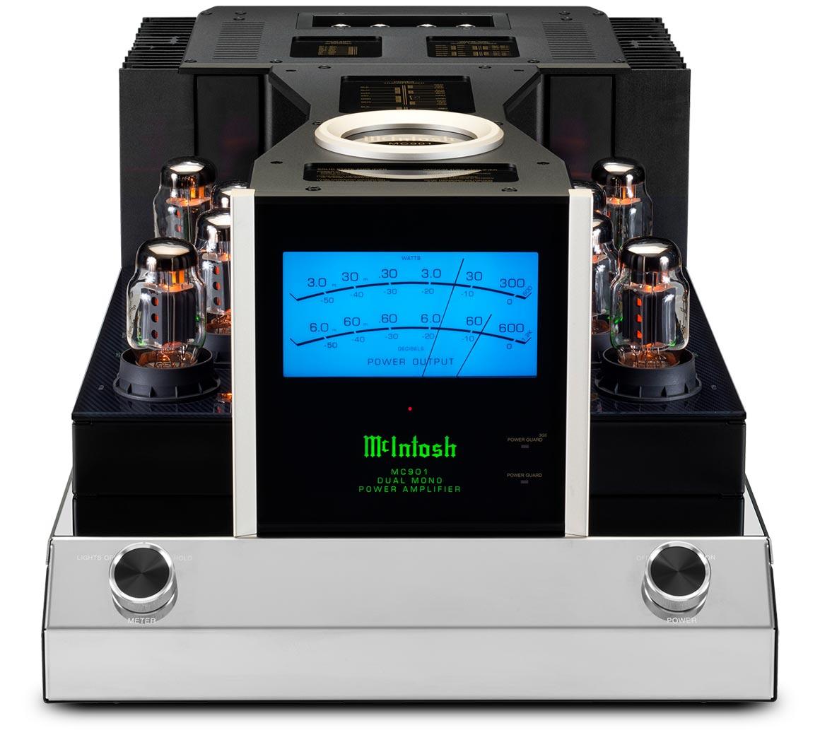 McIntosh MC901 – Wide Screen Audio
